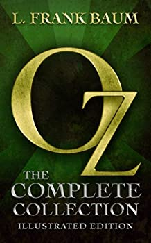 Oz  The Complete Collection  Illustrated