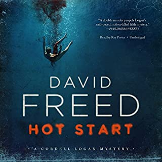 Hot Start audiobook cover art