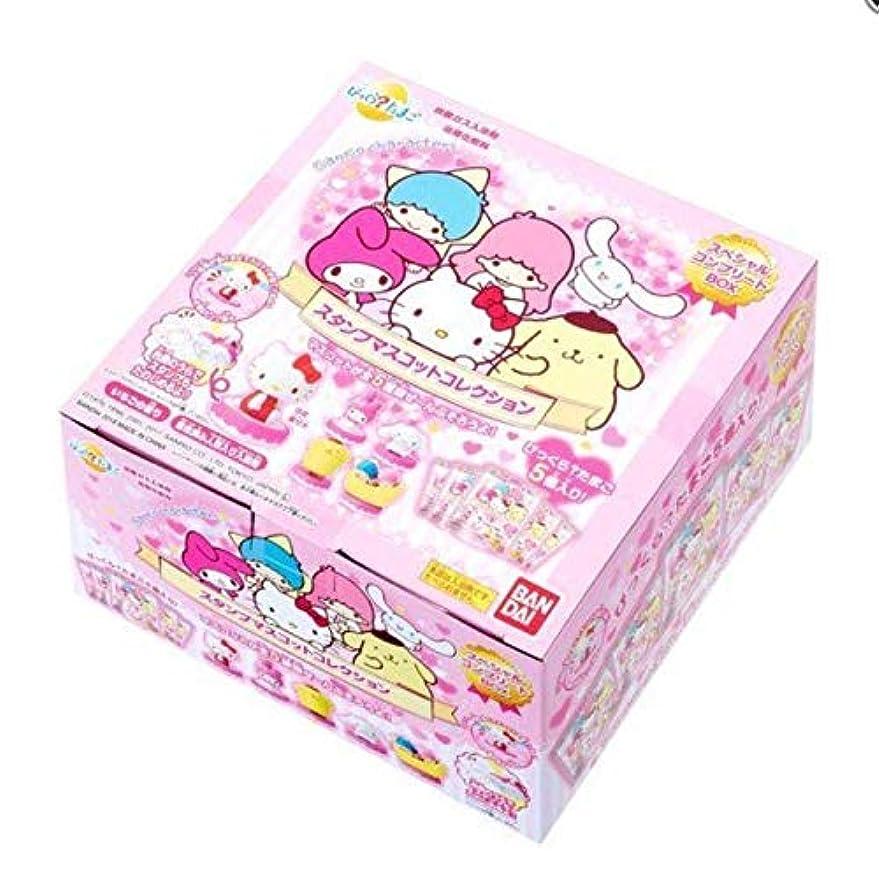 豊富にトレーニングストレージびっくら?たまご サンリオキャラクターズ スタンプマスコットコレクション スペシャルコンプリートBOX