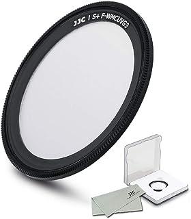 JJC UV フィルター Ricoh GR III II GR3 GR2 適用 薄型 レンズ保護 高透過率 フィルターケース 付属