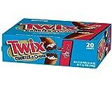 Twix Cookies & Creme 2.72oz King Size 20 Count