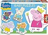 Educa Peppa Pig Conjucto de Baby Puzzles, multicolor (15622)
