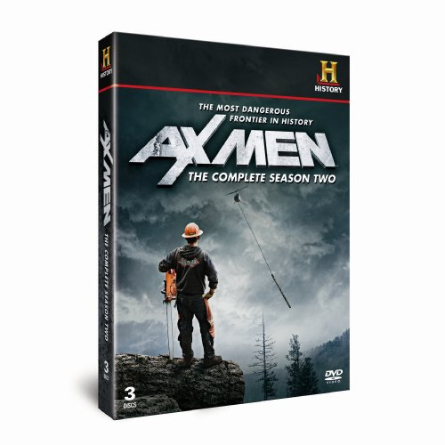 Ax Men - Box Set [DVD]