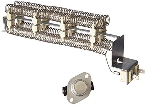 NAPCO LA1044 Dryer Heat Element, White