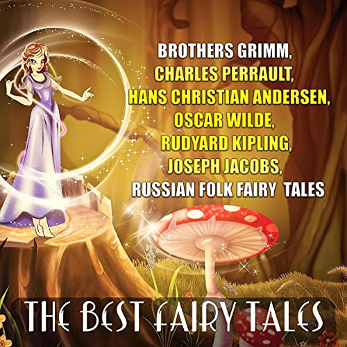The Best Fairy Tales cover art