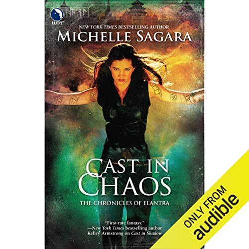 Cast in Chaos  By  cover art