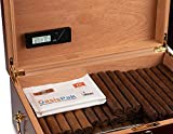 OasisPak 67 Gram Large 72% RH Two-Way Humidity Control Packs for Cigars & Tobacco - Maintains Humidity at 72% while Retaining Natural Flavors & Aromas - Uses Salt-Free Humidity Solution to Protect Tobacco Oils (Includes 4 Packs)