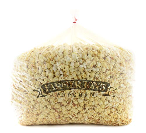 Great Price! Farmer Jon's Popcorn Kettle Corn Bash Bag, 288oz of Bulk Kettle Popped Popcorn