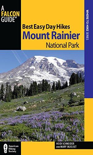 Best Easy Day Hikes Mount Rainier National Park (Best Easy Day Hikes Series) (English Edition)