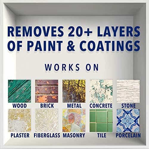 Confined Space Paint Strip Gel - Removes Paint in The Smallest Spaces, Long Term, Non-Toxic, Safe, No Hazardous Fumes, Citrus Aroma (32oz/Quart)