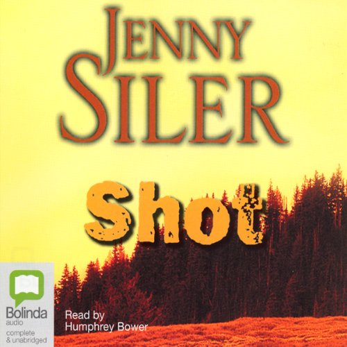 Shot  audiobook cover art