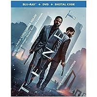 Tenet (Blu-ray + DVD + Digital Combo Pack)