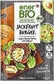 enerBIO Jackfruit Burger (Burger vegana) 180g