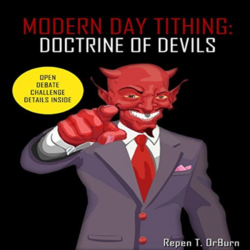 Modern Day Tithing audiobook cover art
