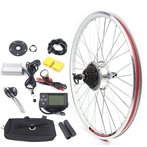 Kit de conversión para bicicleta eléctrica de 26...