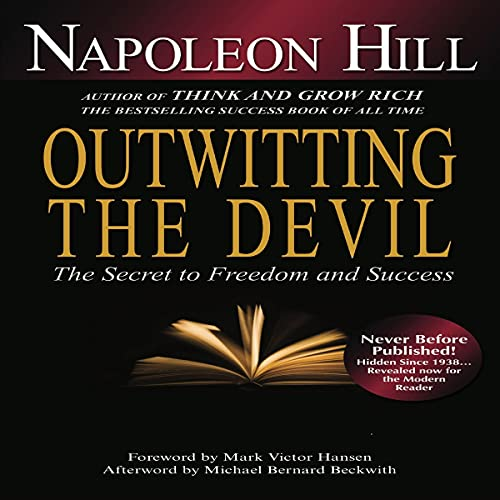 Download Outwitting the Devil: The Secret to Freedom and Success (Official Publication of the Napoleon Hill F audio book