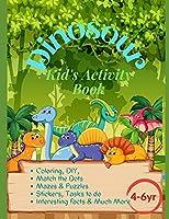 DinoSour: Kid's Activity Book