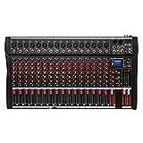 Fineshine 8/12/16 Channel Audio Mixer Sound...