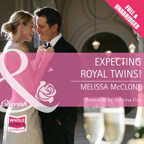 Expecting Royal Twins! audiobook cover art
