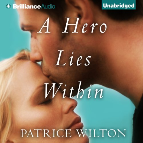 A Hero Lies Within audiobook cover art