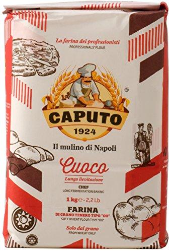 『カプート サッコロッソ ピッツァイオーロ (イタリア産小麦粉) 1kg』のトップ画像
