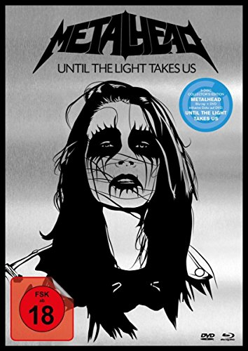 Metalhead - Limited 3-Disc Collector's Edition inkl. Metal-Doku Until the Light Takes Us [Limited Edition] [3 DVDs]