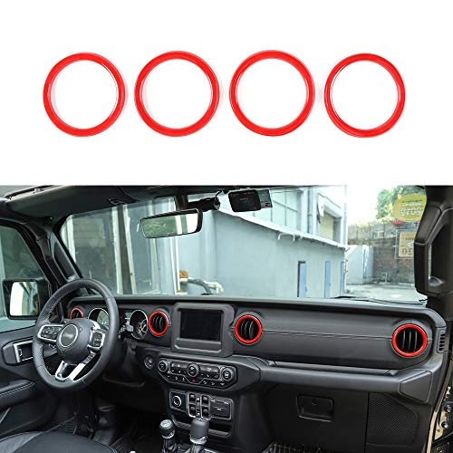 jeep ac vent cover - 6