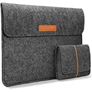 Laptop Sleeve, Beikell 13.3-Inch Macbook Air/ Macbook Pro / Pro Retina / iPad Pro 12.9 Inch Sleeve Case Cover - Protective Bag Carrying Briefcases for 13-13.3 Inch Laptop with Extra Small Felt Bag