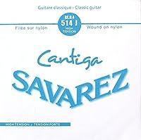SAVAREZ CANTIGA 514J 4th カンティーガ クラシックギター バラ弦×5本