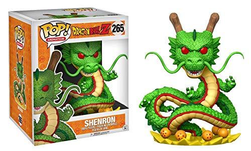 Slakr Super Sized Pop Shenron POP265 Dragon Ball Q Versión Shenron Figura