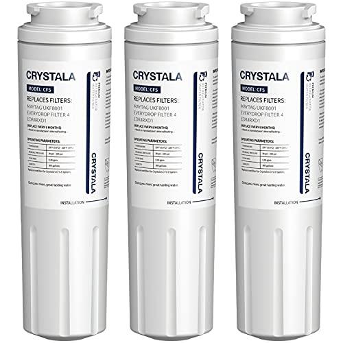 Crystala Refrigerator Water Filter