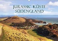 Jurassic Kueste - Suedengland (Wandkalender 2022 DIN A2 quer): Die Jurassic Kueste im Sueden Englands bietet atemberaubende Klippen und Aussichten auf den Aermelkanal (Monatskalender, 14 Seiten )