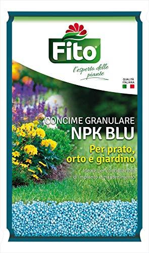 Fito NPK Blu Concime Granulare, Verde, 22x23.7x15 cm