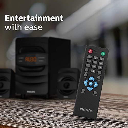 Philips MMS2625B 2.1 CH Bluetooth Multimedia Speakers