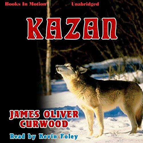 Kazan audiobook cover art