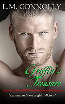 Griffin's Treasure: Department 57 by [L.M. Connolly]