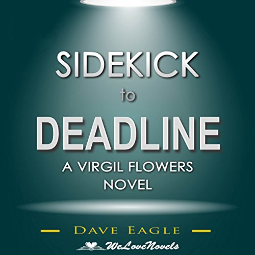 Sidekick to Deadline audiobook cover art