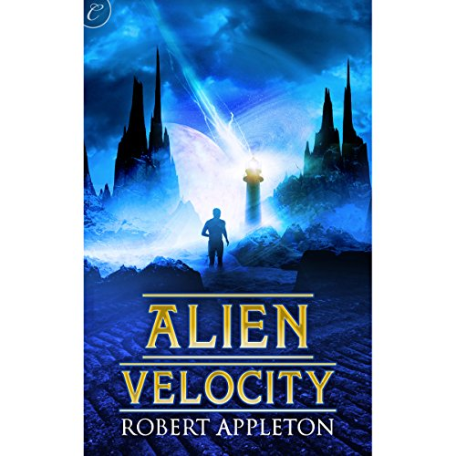 Alien Velocity audiobook cover art