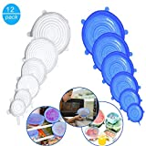 Couvercle Silicone Alimentaire, Couvercle Silicone, Couvercles Silicone Extensible,...