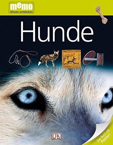 memo Wissen entdecken. Hunde: Das Buch mit Poster!