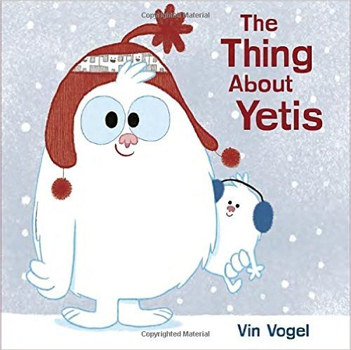 Price comparison product image The Thing About Yetis