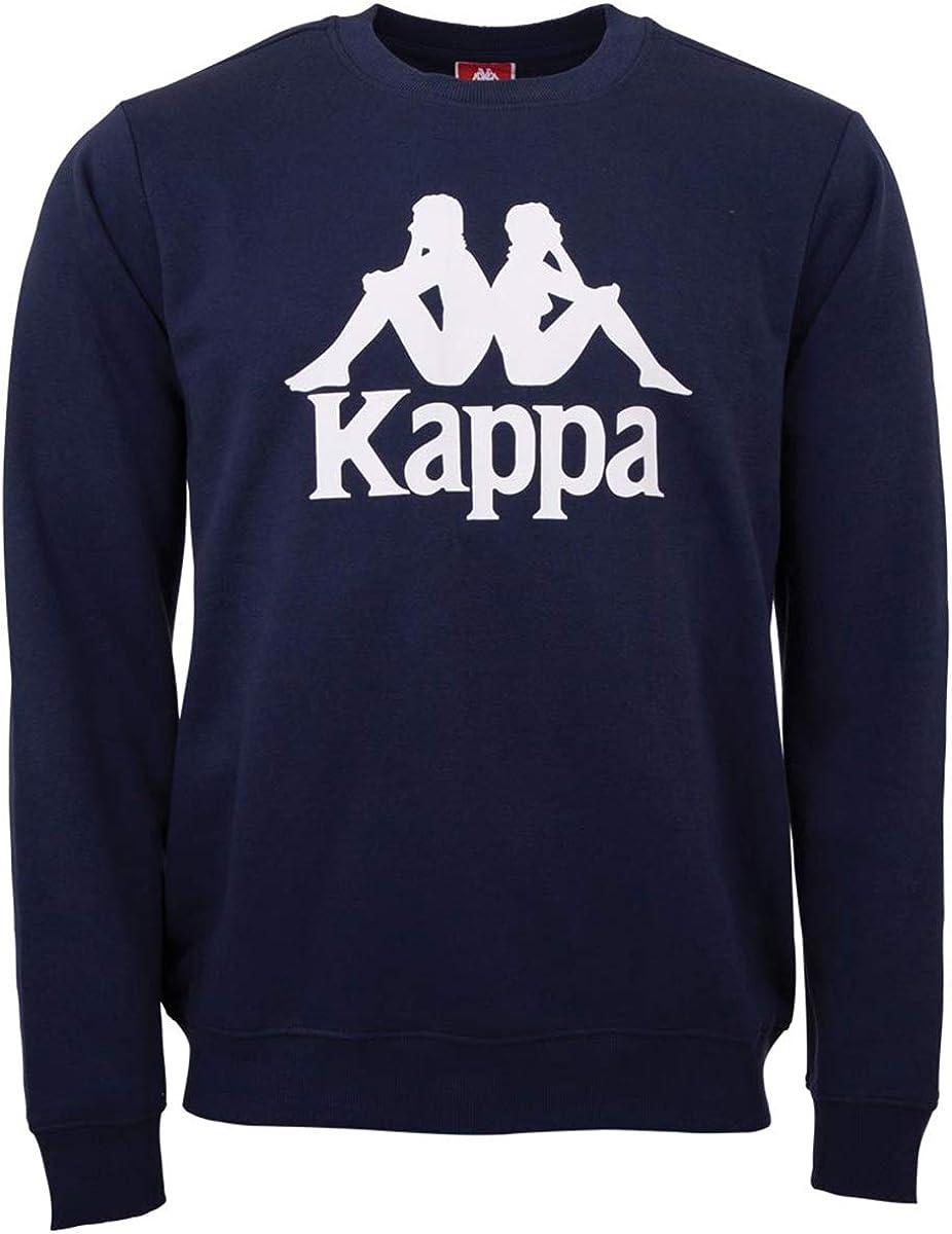 Kappa SERTUM RN Men Special price Sweatshirt navy depot konfektionsgröße 821 703797