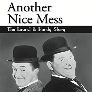 Another Nice Mess audiobook cover art