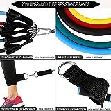 Zoom IMG-1 bestope bande elastiche fitness 11pcs