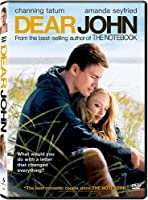 DEAR JOHN / (AC3 DOL WS)(北米版)(リージョンコード1)[DVD][Import]