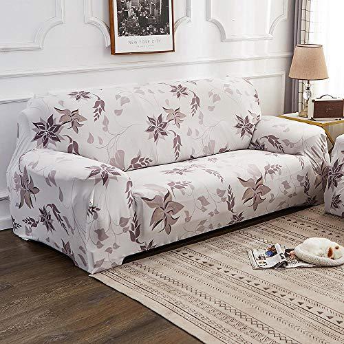 CC.Stars Funda elástica para sofá,Fundas de 1/2/3/4 plazas, Funda elástica para sofá, Funda Protectora Lavable para Muebles-Color5_195-230cm_