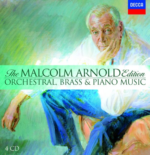Arnold: Symphony No.8, Op.121 - 3. Vivace