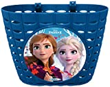 Stamp- Basket Disney-Frozen II Anna, Elsa, Color Azul, (1)