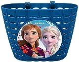 Stamp- Basket Disney-Frozen II Anna, Elsa, Color Azul, (1)