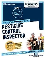 Pesticide Control Inspector (Career Examination)